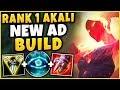 #1 AKALI WORLD BEST KOREAN BRUISER AKALI BUILD (PATCH 9.7 AND BEYOND) - League of Legends