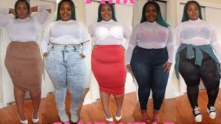 3 Items, 11 OUTFITS! | Pink Clubwear Try-On & Lookbook