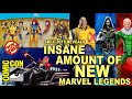 ALL NEW MARVEL LEGENDS SDCC 2019 REVEALS by HASBRO