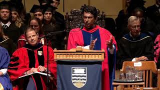Ian Hanomansing - UBC Vancouver Spring 2019 Honorary Degree Recipient