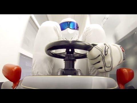 Has Stig actually stolen an F1 car? - Top Gear - BBC