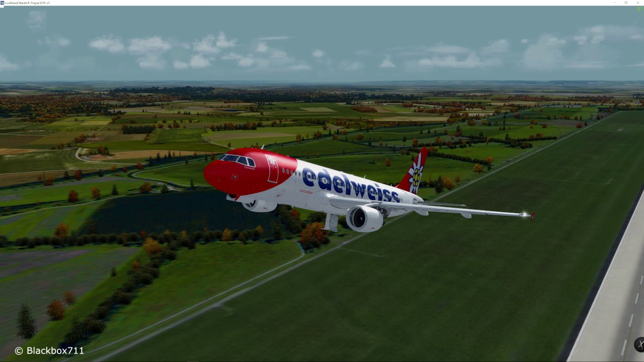 FSLabs A320 Basics: RNAV Departure and Arrival Procedures