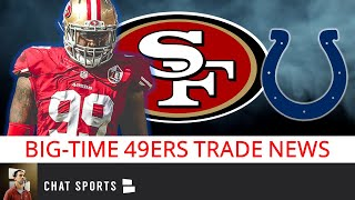 BREAKING: 49ers Trade DeForest Buckner To Colts For 1st Round Pick (#13) In 2020 NFL Draft