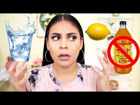 APPLE CIDER VINEGAR FOR WEIGHT LOSS GAVE ME AN INFECTION | STORYTIME |  JuicyJas