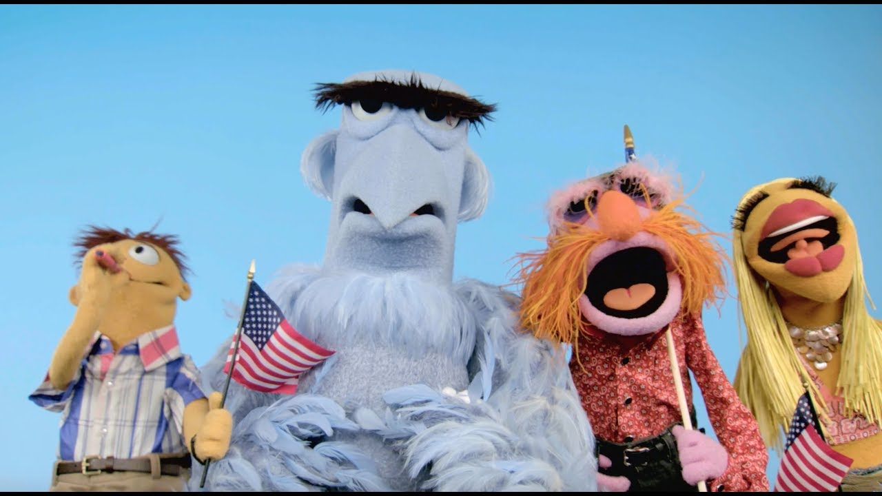 Happy 4th of July from Sam Eagle   The Muppets - YouTube