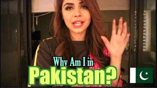 **THE REVEAL**| The Reason I'm In Pakistan!