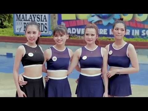 The Second Episode of Miss Malaysia Globe International 2018