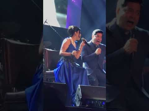 Twogether Concert Martin And Pops Duet Singing Ala Penthouse Live