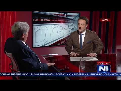 N1 Pressing: Rusmir Mahmutcehajic (13. 3. 2017.)