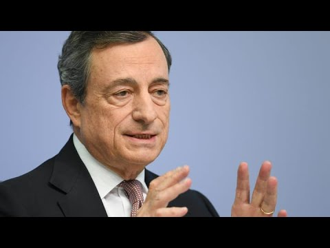 European Central Bank Cuts Deposit Rate To -0.5% From -0.4%