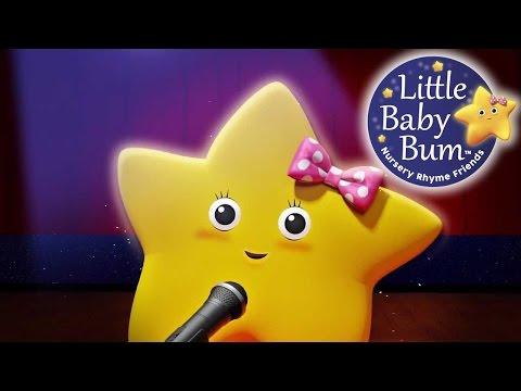 Twinkle Twinkle Little Star | Part 1 | Nursery Rhymes | from LittleBabyBum!