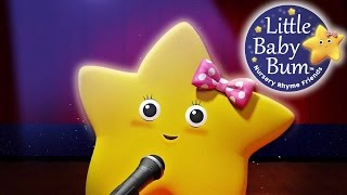 Twinkle Twinkle Little Star | Part 1 | Nursery Rhymes | from LittleBabyBum! thumbnail