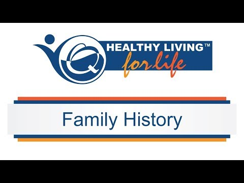 Healthy Living for Life – Know Your Family Health History – It Could Save Your Life! (Full Version)