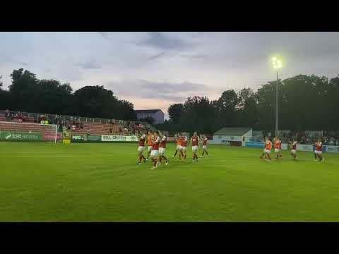 BRING THE NOISE! | Richmond Park Ready For Biggest Crowd In Over 18 Months!