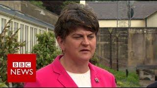 Good, constructive, workman like meeting  between DUP & Tories   BBC News