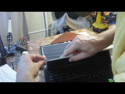 Размер экрана в первую очередь определяет, какая модель матрицы подойдет ноутбуку.