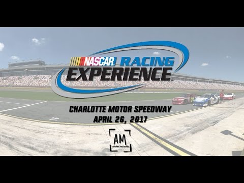 NASCAR Racing Experience - Charlotte Motor Speedway