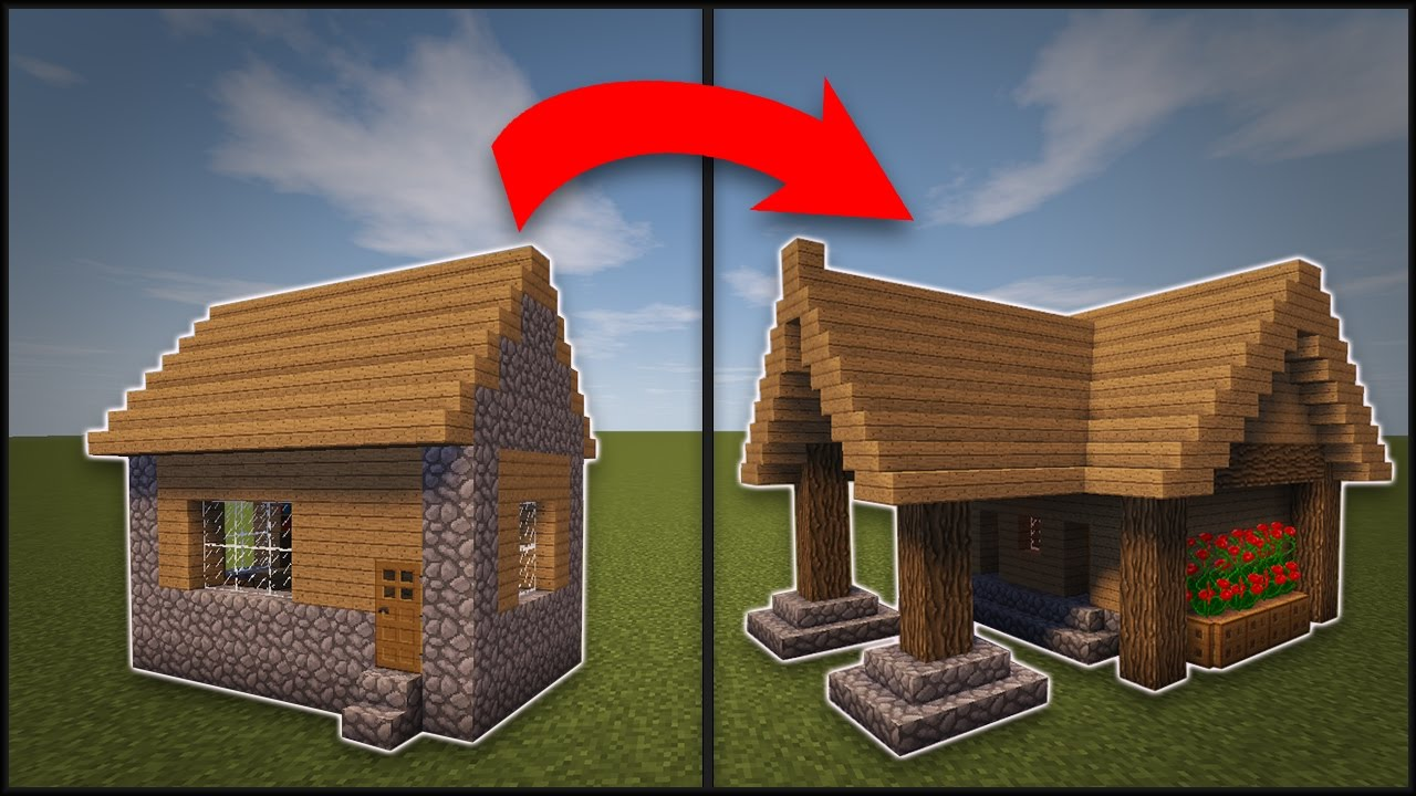 Villager Building Designs