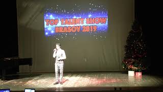 TOP TALENT SHOW 2019-DARIUS MOISA