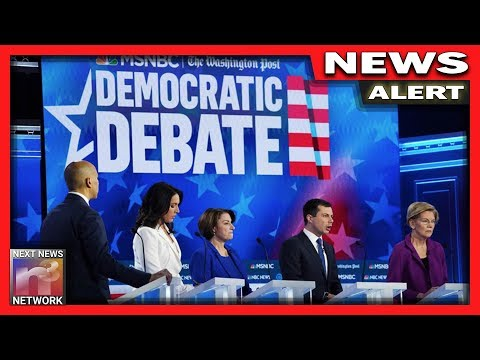 Here's The Top 5 CRINGE Moments 2020 Dems Want to FORGET from Last Night's Debate