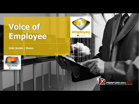 User Guide: Voice of Employee (VOE)