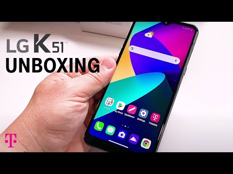 Lg K51 Review Unboxing T Mobile Youtube