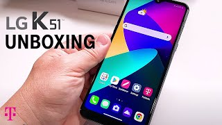 LG K51 Review & Unboxing   T-Mobile