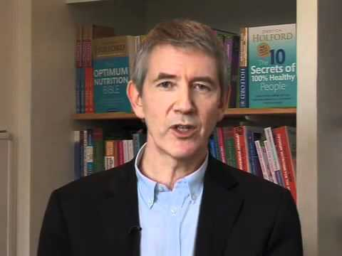 YouTube - Patrick Holford - The 10 Secrets of 100% Healthy People.flv