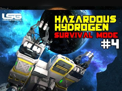 Space Engineers - Hazardous Hydrogen Transportation  SE7-4