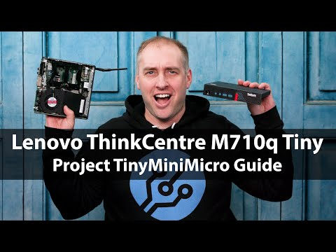 Lenovo ThinkCentre M710q