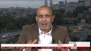 مداخلة محمد العربي زيتوت نقطة حوار تدهور صحة بوتفليقة وفقدانه لأي قدرة على إدارة البلاد
