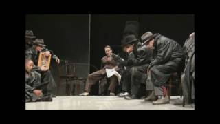 Interview with ARTURO UI actor Carine Montbertrand.wmv