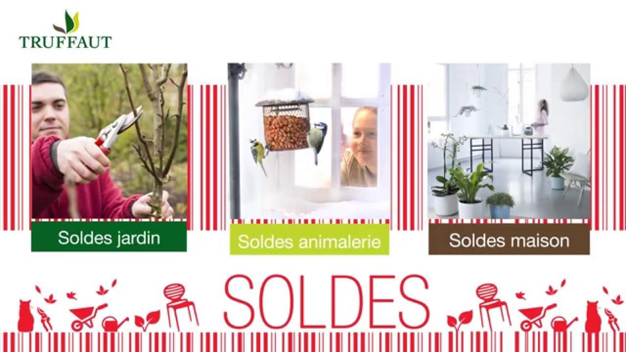 Soldes D 39 Hiver 2016 Jardinerie Truffaut Tv Youtube