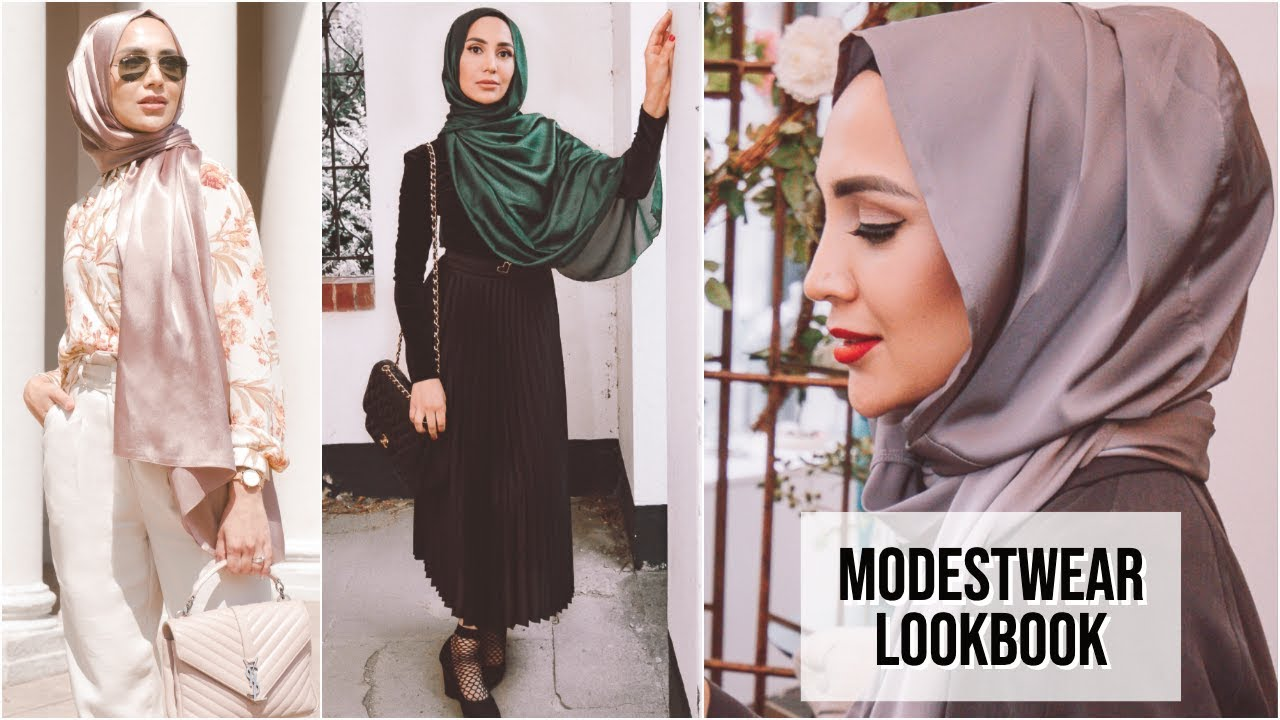 [VIDEO] - MODEST FASHION SUMMER LOOKBOOK | Amena 2