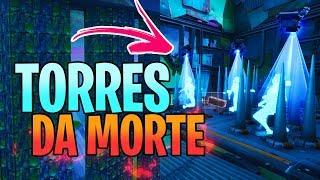 TORRE DA MORTE COM INSCRITOS - Fortnite Battle Royale