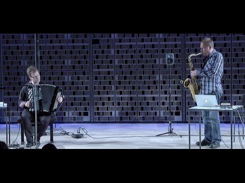 Kujala & Pietilä Treatment at Camerata Hall, Helsinki Music Center, part 1