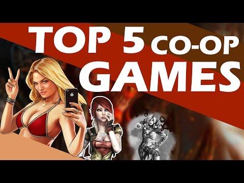 ТОП 5 Лучшие кооперативные игры на ПК (совместные игры на ПК), top 5 coop games