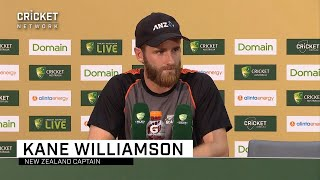 Williamson praises Aussies, provides update on Boult