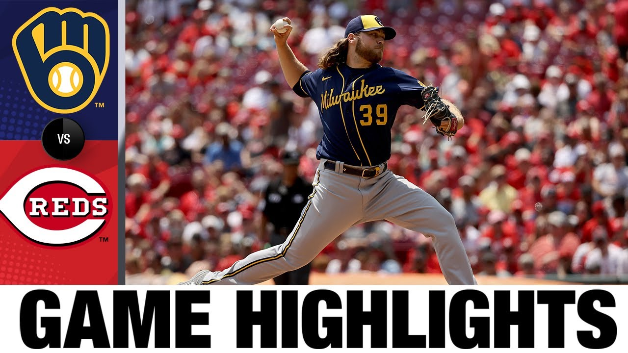 Download Brewers vs. Reds Game Highlights (7/18/21) | MLB Highlights