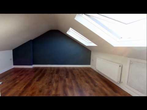 Kearns attic conversion in Bray, Co. Wicklow