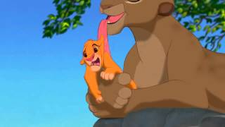 Lion King - Kralj Lavova - Bath time (Serbian) HD
