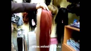 www volosi shop ru  Хвост на ленте(, 2014-09-25T20:13:44.000Z)