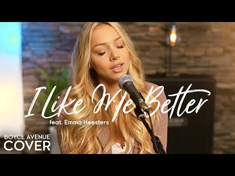 Music video Boyce Avenue - I Like Me Better