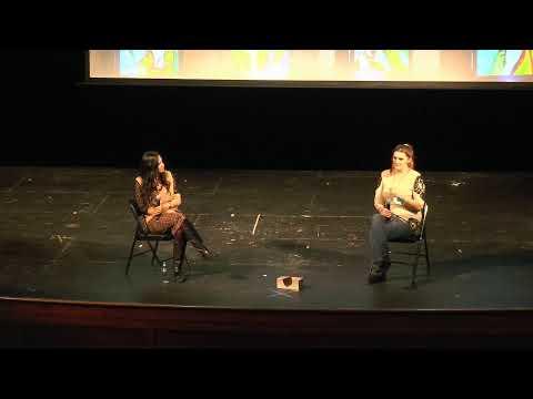 """Into the Light"" Human Trafficking Talk"