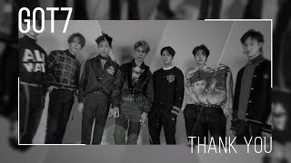 Baixar [AM Lyrics] Got7 - Thank You HAN | ROM