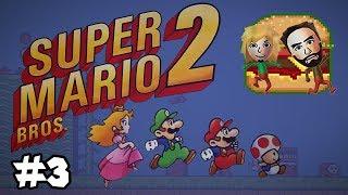 MEER FEITJES - #3 - Super Mario Bros. 2 (NES Mini)
