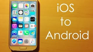 Make Android look like iOS! - (10) 2017
