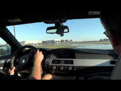 BMW Test Track with an M5 - Spartanburg, SC