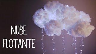 decora tu cuarto con una nube flotante estilo tumblr fácil tutoriales belen
