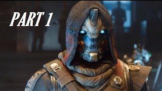 Destiny 2 Walkthrough Gameplay Memories Part 1 PS4 No Commentary